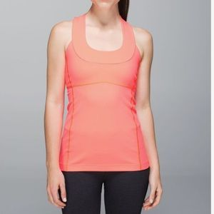 (NWOT) Lululemon Athletica Scoop Neck Tank Size 4
